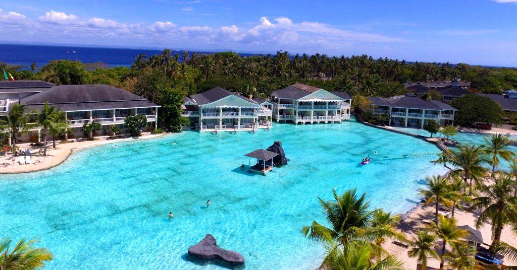 セブ島のリゾートホテル、プランテーションベイ